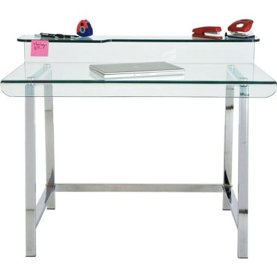 BIURKO OFFICE VISIBLE CLEAR KARE DESIGN 75805 0
